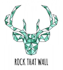 rock that wall