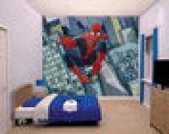 posterbehang Spiderman