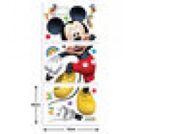 Muursticker Micke Mouse, Disney sticker