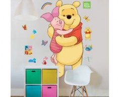 Disney Winnie the Pooh muursticker XXL