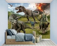 Posterbehang Jurassic World Fallen Kingom