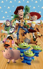 Behangposter Toy Story