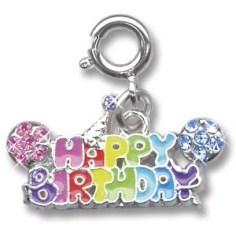 Charm It bedeltje happy birthday