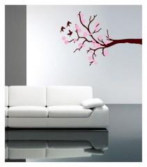 Muursticker coart cherry blossom