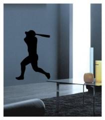 Muursticker Coart baseball