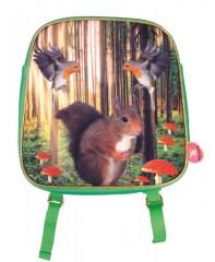 De Kunstboer rugtas eekhoorn