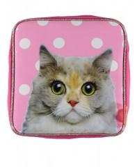 De Kunstboer rugzakje pinkcat