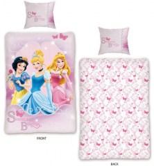 Dekbedovertrek Disney Prinses Sparkling