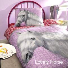 Dekbedovertrek Lovely Horse