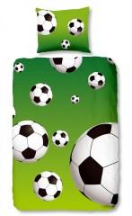Dekbedovertrek voetbal