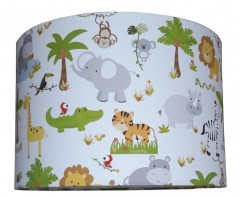 kinderlamp jungle, kinderkamer jungle, jungle spullen