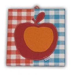Kinderkamerkunst appel