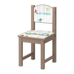 Kinderstoel uiltjes