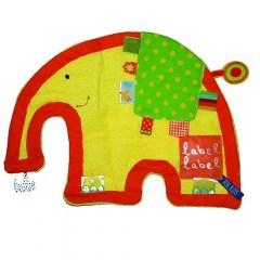 LabelLabel olifant geel