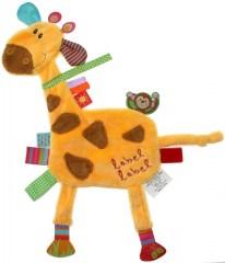 Knuffeldoekje friends giraffe