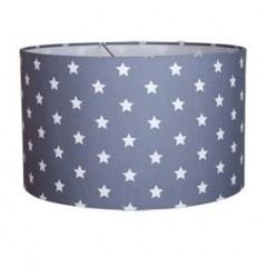 Little Dutch hanglamp sterren grijs