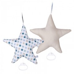 Little Dutch muziekdoos ster mixed stars mint