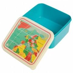 Lunchbox Wereldkaart