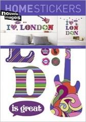 Nouvelles Images I love London