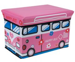 Opbergbox happy bus