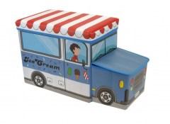 Opbergbox ijscowagen