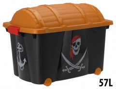 Opbergbox schatkist piraten