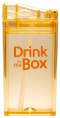 Drink in the box oranje
