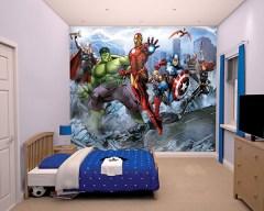 Posterbehang Avengers