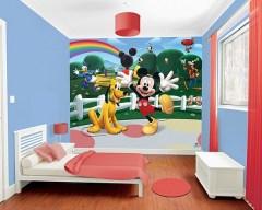 Posterbehang Disney Mickey Mouse