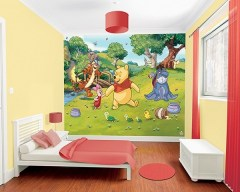 Posterbehang Disney Winnie the pooh