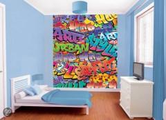 Posterbehang Graffiti