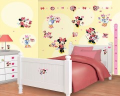 Walltastic muurstickers Disney Minnie Mouse