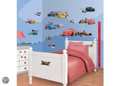 Walltastic muurstickers Disney Cars