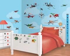 Walltastic muurstickers Disney Planes