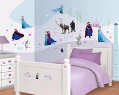 Walltastic muurstickers Disney Frozen